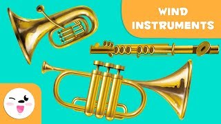 Wind Instruments for Kids - Musical Instruments