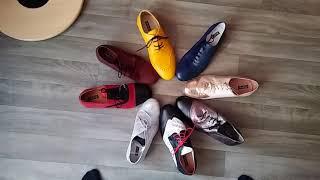 Rencontre avec... une magicienne de la chaussure ! Homme et femme...