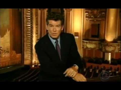 AFI 100 Greatest Movie.Quotes (2005): Pierce Brosnan Hosting Excerpts