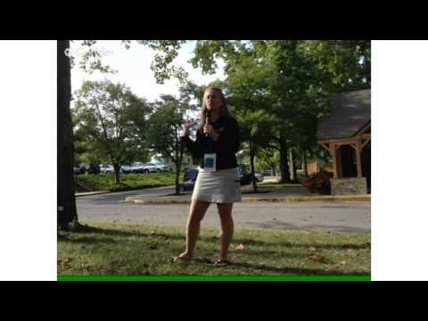 Athleta Iron Girl Columbia Course Talk