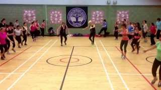 Zumba with Kelly and Fi- To Brazil - Vengaboys