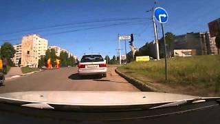 видео Знак поворот налево