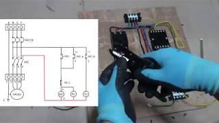 6. 전자접촉기(MC) 회로결선 - 전기기능사 기본회로
