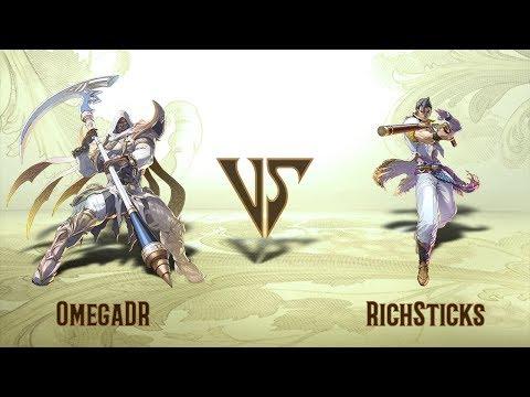 OmegaDR (Zasalamel) VS RichSticks (Maxi) - Online Set (02.02.2020)