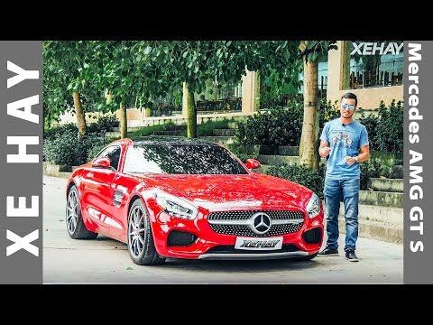 [XEHAY.VN] Đánh giá xe Mercedes AMG GT S |4K|