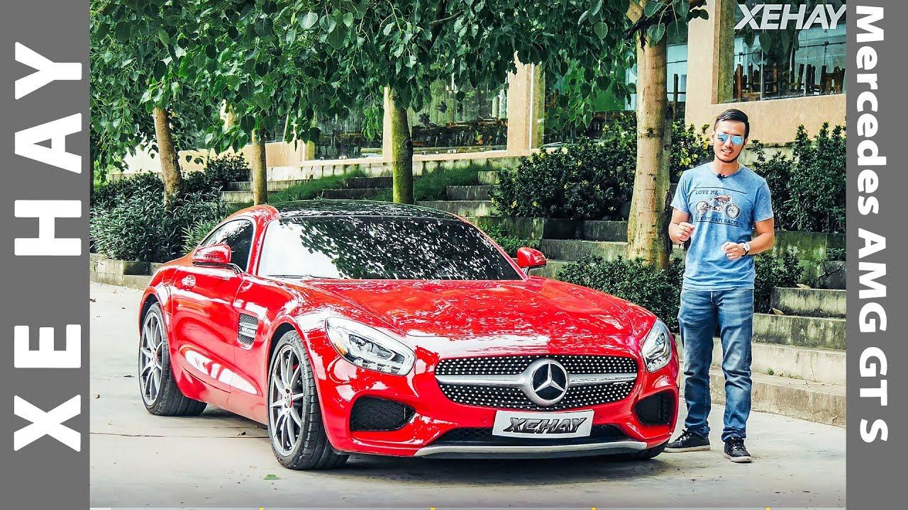 Photo of Đánh giá siêu xe Mercedes AMG GT S [XEHAY.VN] |4K| – XE HAY