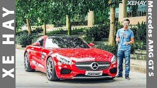 Đánh giá siêu xe Mercedes AMG GT S [XEHAY.VN]  4K 