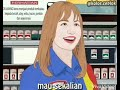 STORY' WA || Paling lucu dan terbaru || animasi Karyawan Indomart dan pembeli