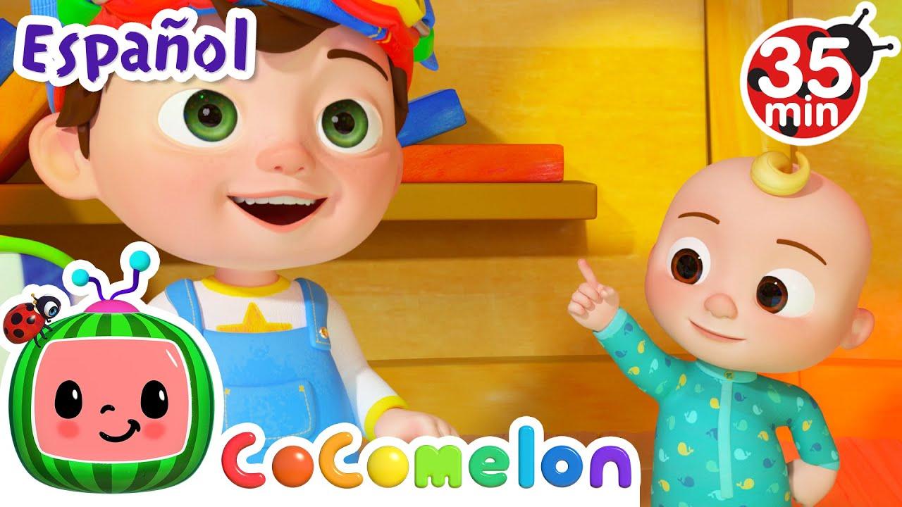 CoComelon en Español | Lubilú | Compilación de Canciones Infantiles y de Cuna