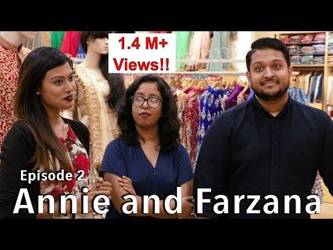 Nazranaa Diaries: Episode 2 - Annie/Farzana