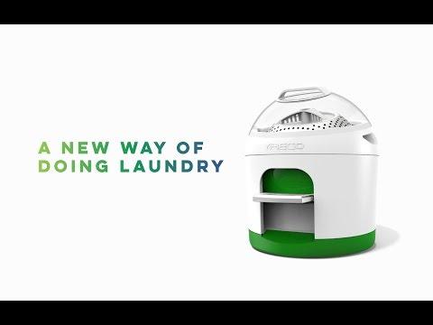 Yirego 腳踏式洗衣機「Drumi」正式接受預定