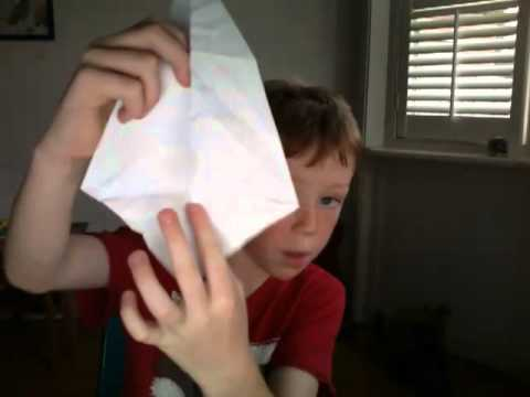 how to make a paper egg