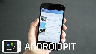 Screenshot mit dem Google Nexus 4 machen