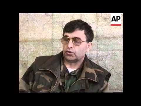 Bosnia - Serbian POW'S Want To Go Home
