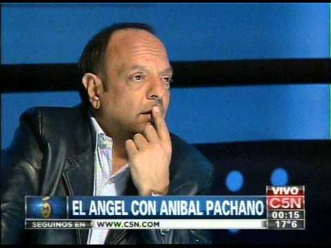C5N - EL ANGEL DE LA MEDIANOCHE: ENTREVISTA A ANIBAL PACHANO