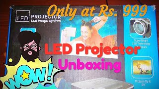 LED Projector best quality in cheap rate ~ SPD TECH TV