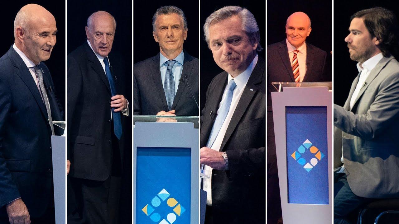 Resultado de imagen para argentina elige 2019
