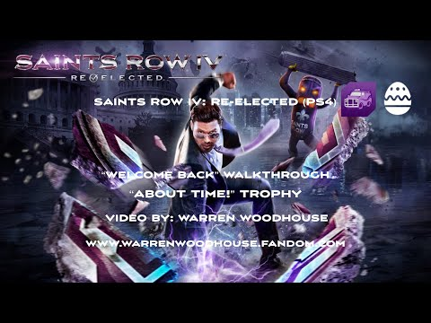 """saints-row-iv:-re-elected-(ps4)---""""welcome-back""""-walkthrough"""
