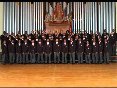 Morehouse College Glee Club - Lift Every Voice And Sing