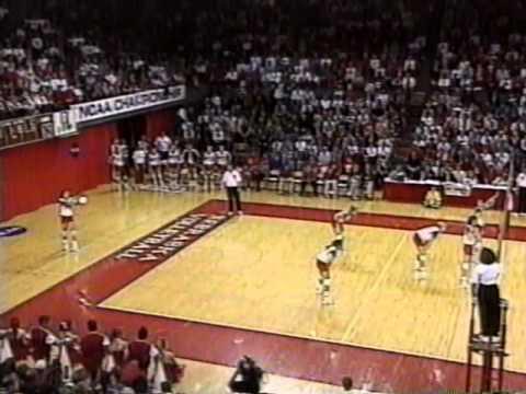 1996 Regional Final Nebraska vs  Penn State