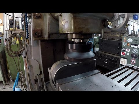 Fabricating a Hydraulic Rod Clevis Part 1