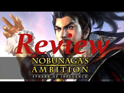 Nobunaga's Ambition: Sphere of Influence | PS4 Review {English, Full 1080p HD}