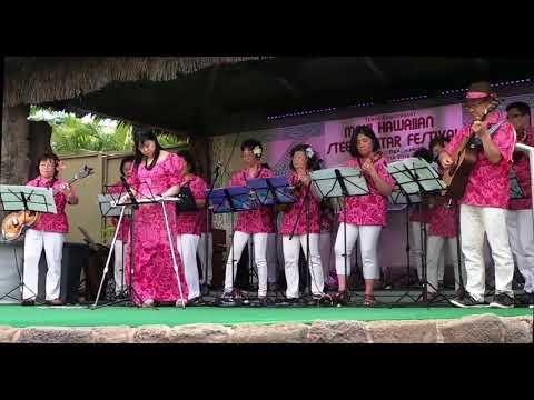 Yokohama Hawaiian Music Academy -  Kohala March (2018)