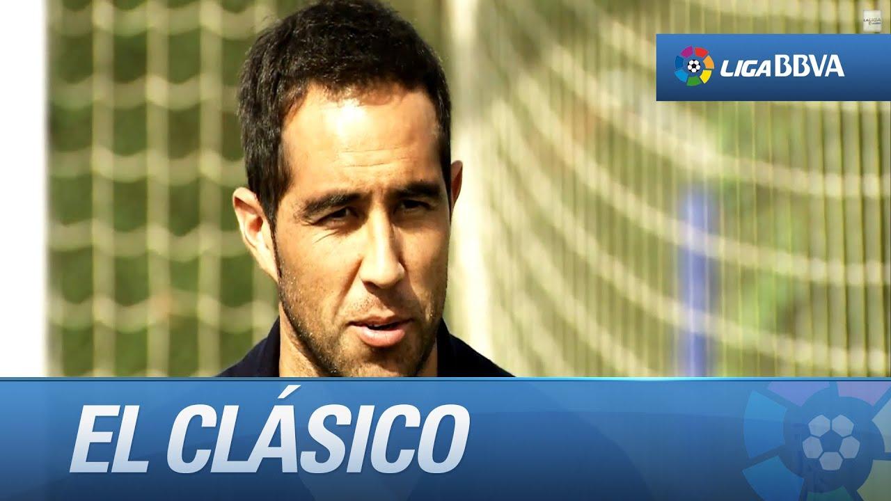 Entrevista A Claudio Bravo, Portero Del FC Barcelona