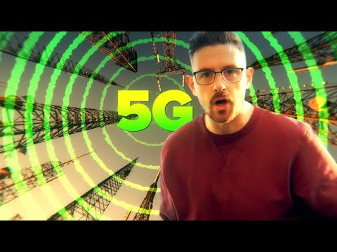 Can 5G radiation make you sick? What we found.
