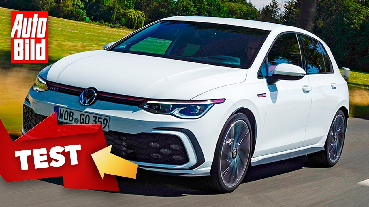 VW Golf 8 GTI (2020): Test - Fahrbericht - Kompakt - Motor - Info