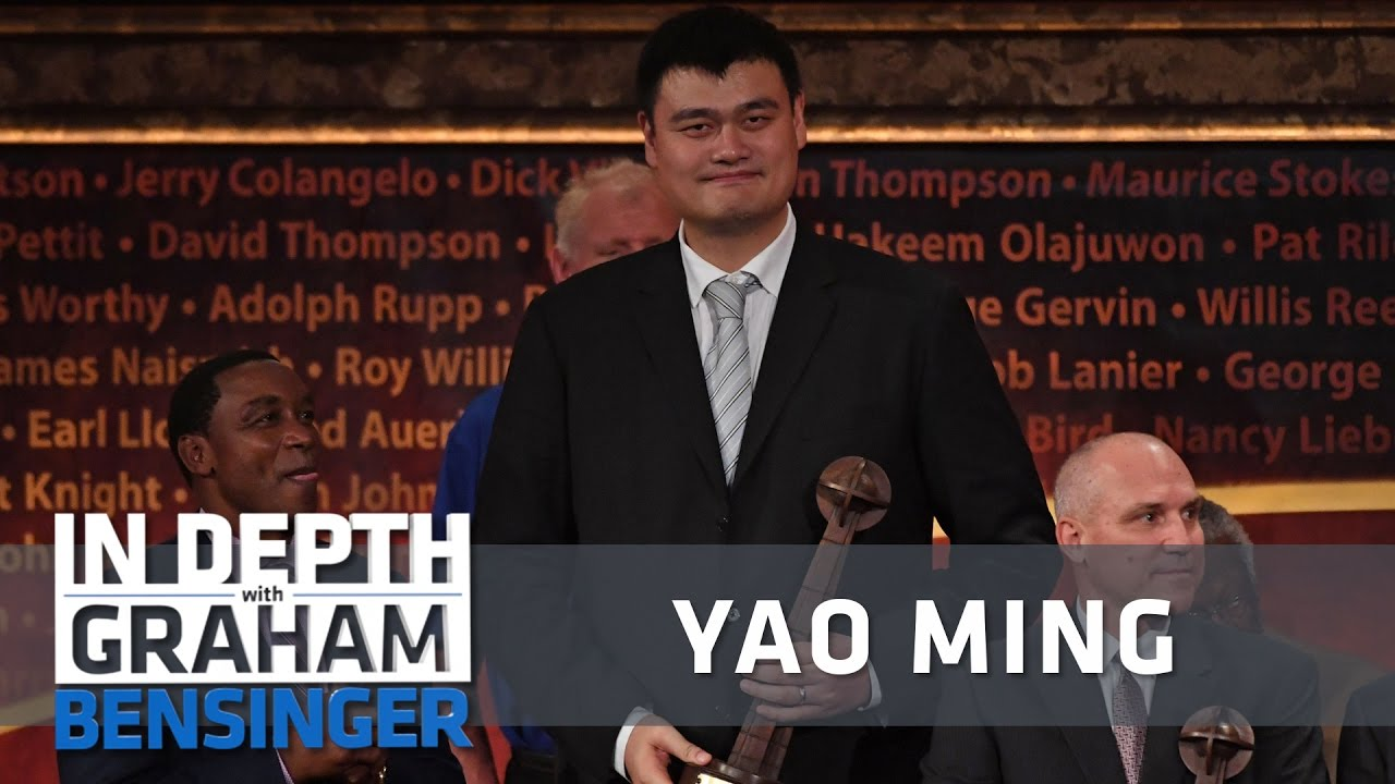 Yao Ming: NBA put me in Hall of Fame 10 years too early – and sport