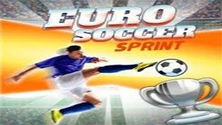Euro Soccer Sprint Game Walkthrough