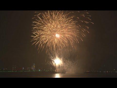 Pohang Fireworks 4K(UHD), F55, F65, 120fps_2160p24_H264_60Mbps