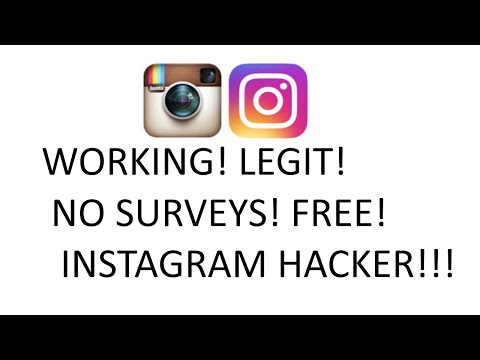 How to hack anyones instagram account for free and no annoying surveys!