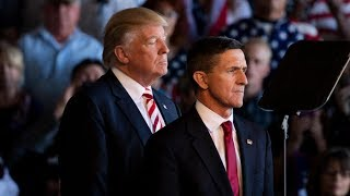 General Michael Flynn pleads guilty to lying to FBI