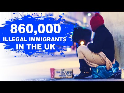 ILLEGAL IMMIGRANTS IN THE UK : REPORT