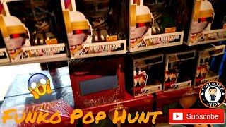 Funko Pop Hunt | NEW Disney Treasures Unboxing!