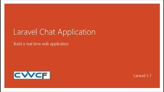 Laravel chat application - catch user login and logout event