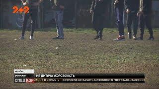 Шкільні банди: у Запоріжжі підлітки жорстоко побили двох дівчат