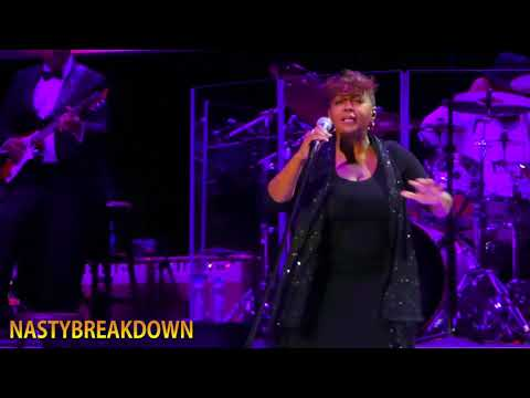 Anita Baker - Sweet Love (Capital Jazz Fest 2018)