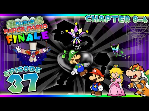 Let's Play Super Paper Mario 37 (FINALE): The Power of Love