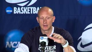 NCAA Press Conference - Coach Chris Mack (3-25-15)