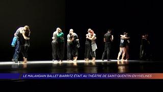 Yvelines | Le Malandain Ballet Biarritz était au théâtre de Saint-Quentin-en-Yvelines
