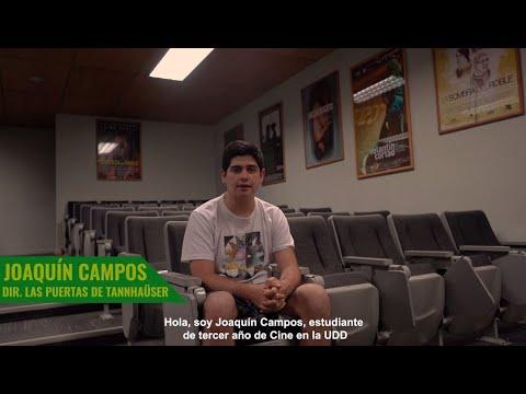 Joaquín Campos: Estudiante UDD