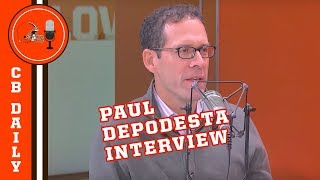 Exclusive Interview w/ Paul DePodesta | Cleveland Browns Daily