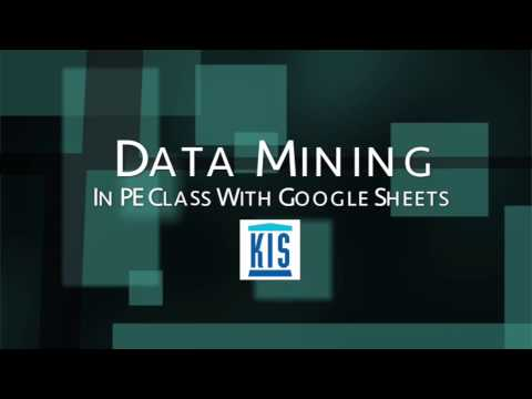 Data Mining In PE Class (Query And Filter)