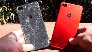 iPhone 8 Plus'ı Zorladık! (Yaktık, Çizdik, Parçaladık!)