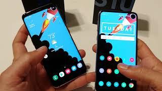 samsung Galaxy S10e vs Galaxy S9 vs S7 Какой купить? Пора обновляться? 4k