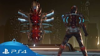 Matterfall | Dev Gameplay Walkthrough | PS4