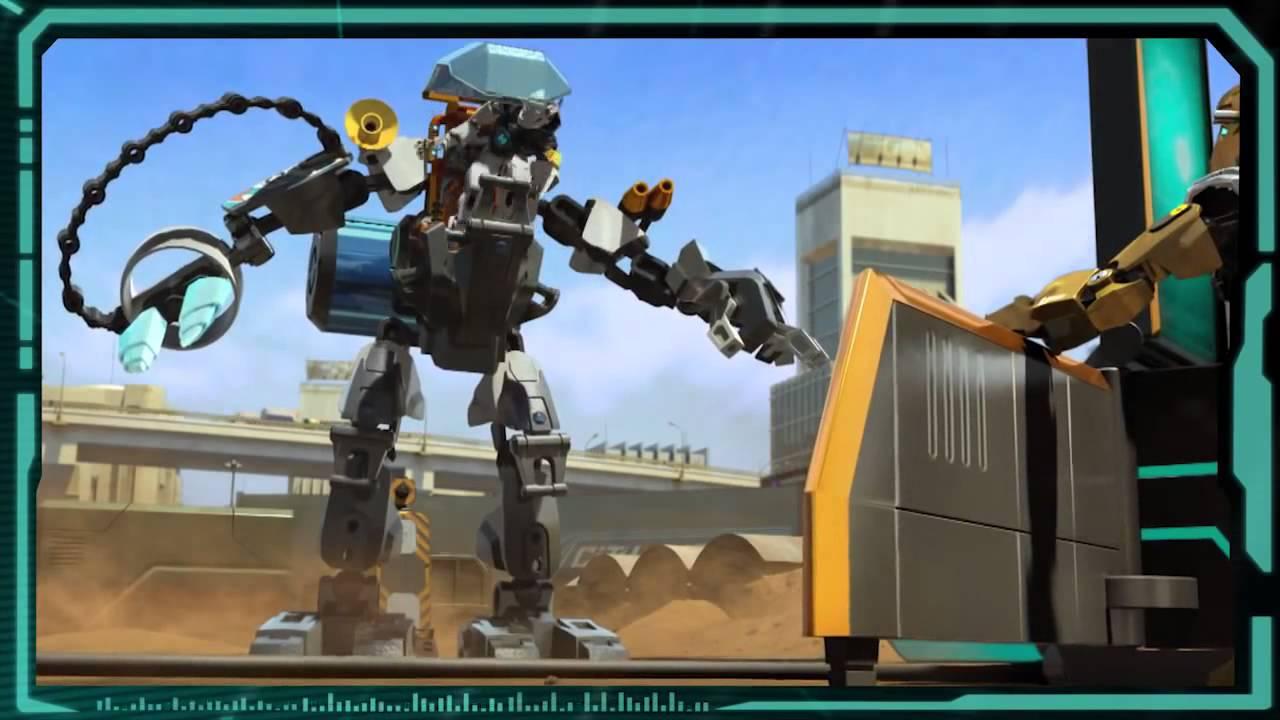 Lego Hero Factory 44017 Maszyna Mrożąca Stormera Nygus Sklep Youtube